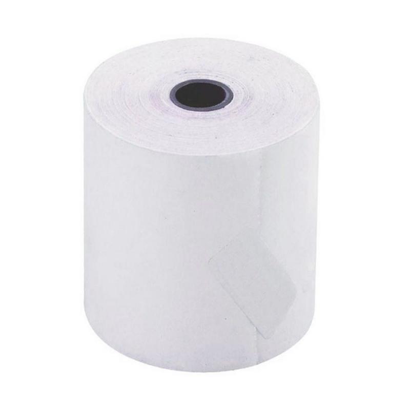 Bobina de papel autocopiativo