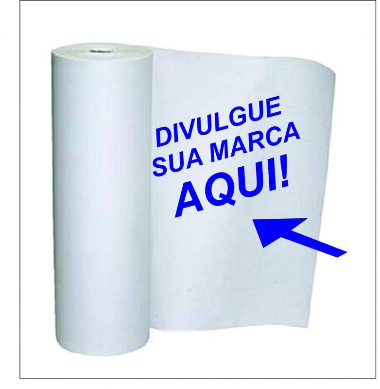 Bobina de papel de embrulho personalizadas